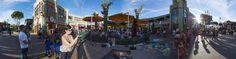 Disneyland Art Chalk Festival In Anaheim, artist  Aimee Stephens Bonham