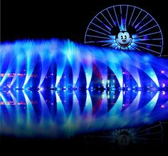 World of Color - Disney California Adventure. Disneyland Trip, Disneyland Resort, Disney Vacations, Disney Trips, Disney Parks, Walt Disney, Dream Vacations, Disney Love, Disney Magic