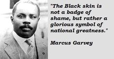 """Selected Writings and Speeches of Marcus Garvey """"Up, up, you mighty race!"""" A controversial figure in the history of race relations around the world, Marcus Garvey. Marcus Garvey Quotes, Black Children's Books, Pan Africanism, Black Pride, History Facts, Meaningful Quotes, Inspirational Quotes, Book Authors, Black People"""