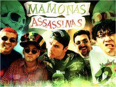 mamonas assassinas | Banner Mamonas Assassinas