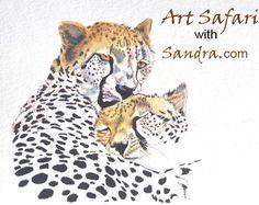 Wanna go on Safari? Details -- www.ArtSAFARIwithSANDRA.com
