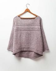 Wool People 7 - Natsumi Pullover....click to enlarge