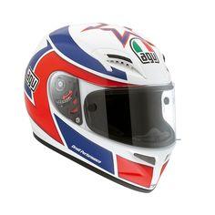 AGV Grid - Marco Lucchinelli Helmet