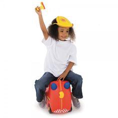 Ísť s deťmi kdekoľvek znamená vláčiť so sebou kopec vecí. Čo keby si časť batožiny odniesli sami a ešte sa aj zabavili?