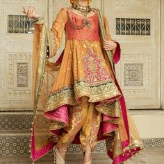 Royal Indian Bridal Dress for Indian Wedding in Hyderabad Check the Link below for Pricing and How to Buy. Pakistani Formal Dresses, Bridal Party Dresses, Pakistani Bridal Dresses, Pakistani Wedding Dresses, Pakistani Dress Design, Indian Wedding Outfits, Party Wear Dresses, Pakistani Outfits, Bridal Outfits