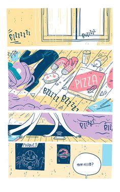 Hey guys! I'm participating in this year's LINE webtoon Sci-fi comic contest! You can check out the first chapter HERE and if you liked it (I hope you do) please vote for me! That's it, have a nice day! :)~Hola nerds! Estoy participando en el concurso de LINE webtoon para cómics de Sci-fi! Pueden encontrar el primer capítulo AQUI y si les gustó (espero que así sea) por favor voten por mí! Eso es todo, que tengan un hermoso día! :)
