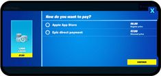 Apple says Epics Fortnite payment scheme is theft period. Xbox One, Star Wars Holiday Special, Tech News Today, Best Apple Watch, Apple Service, Epic Games Fortnite, Game Face, Games Today, Tv Commercials