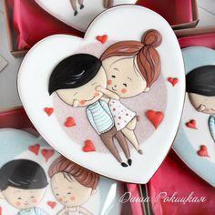Еще одна #сладкаявалентинка поближе) И красиво, и про любовь, и так чтоб сладеньким побалываться))
