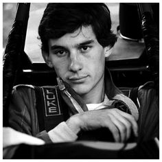 """Ayrton Senna // """"At the same moment you are doing something that nobody else is able to do...at the same moment that you are seen as the…"""