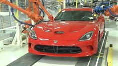 Dodge Viper Production in, Indianapolis Speedrome, Indianapolis, Indiana.  Dodge Viper Production Manufacturing of the Dodge Viper, including the 2016 Dodge Viper ACR, from the Conner Avenue Assembly Plant in Detroit, Michigan. If you love cars, you should subscribe now to official...