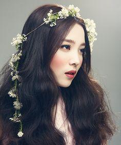 Romantic hair Yoon So Hee #pixiemarket