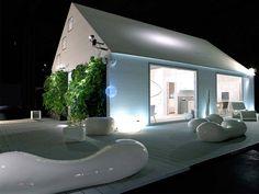 futuristic homes designs: Future Design With Futuristic Houses Architechture ~ Home Inspiration
