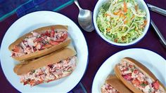 Skip the expensive restaurant and make your own lobster rolls