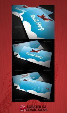 Bluell Business Card