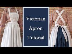 Vintage Apron Pattern, Aprons Vintage, Vintage Patterns, Vintage Sewing, Vintage Dresses, Pinafore Pattern, Pinafore Apron, Sewing Aprons, Sewing Clothes