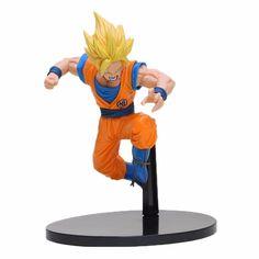 19cm Anime Dragon Ball Z Figure Super Saiyan Son Goku Budokai Tenkaichi PVC Action Figure Collectible Model Toy. Click visit to buy