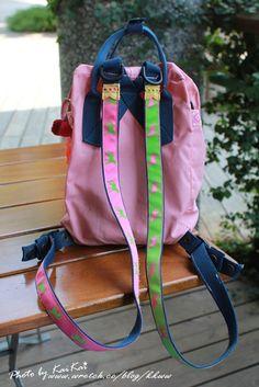 Kånken mini 312-540 Pink & RoyalBlue