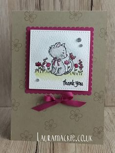 Stampin up Pretty Kitty and like OMG! get some yourself some pawtastic adorable cat apparel! Dog Cards, Kids Cards, Pretty Cats, Pretty Kitty, Scrapbooking, Scrapbook Cards, Animal Facts For Kids, Pet Sympathy Cards, Stamping Up Cards
