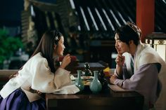 연인 – 보보경심: 려 / Moon Lovers / Moon Lovers – Scarlet Heart: Ryeo : Nam Joo Hyuk and Lee Ji Eun (IU)