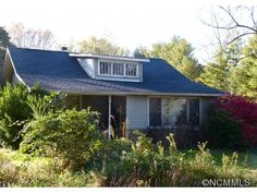 "Now $174,200 - was $185,000 ~ Described as ""Urban Homestead Farm."" Needs a lot of work, but I could bring my alpacas. :) 35 Pisgah View Road, Asheville, NC, 28806 -- Homes For Sale"