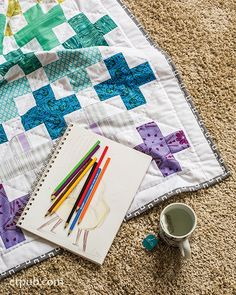Rebecca Bryan –– Learn the art of combining colors from the rainbowShowcase a spectrum of color with innovative rainbow quilts that awaken the senses. With color inspiration as you've never seen b