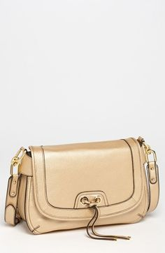 Perlina 'Simone' Leather Crossbody Bag available at #Nordstrom