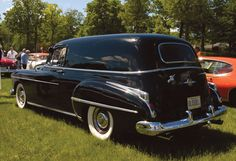 1950 Oldsmobile 88 sedan delivery Maintenance/restoration of old/vintage vehicles: the material for new cogs/casters/gears/pads could be cast polyamide which I (Cast polyamide) can produce. My contact: tatjana.alic14@gmail.com
