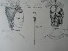 HEAD SCRATCHERS – A WAR AGAINST VERMIN | Ethnic Jewels Magazine  These useful implements were in vogue at the time of the hugely elaborate and often bizarre hairstyles of the later 18th century, created in the name of fashion and kept in place for weeks or even months at a time. (Fig 5). Not surprisingly, the scalp became hot and itchy and a ready home for such vermin as lice and, apocryphally perhaps, tiny mice, in which case some women even resorted to wearing wire nets as a protection!