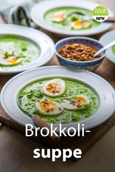 Healthy Life, Healthy Food, Healthy Recipes, Forslag, Sauces, Food And Drink, Soup, Eggs, Dinner