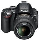 Nikon D5100 16.2MP Digital Camera Kit w/18-55mm VR Lens USA WARRANTY ROBERTS!