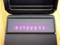 Retro: Sinclair Cambridge Type 3Calculator