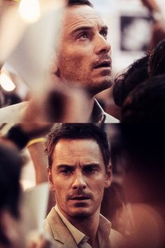 """Michael Fassbender in """"The Counselor"""" (2013)"""