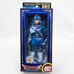 Dragon Quest 25th Sofubi Character 002 Figure Square Enix Products JAPAN ANIME