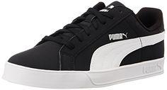 Puma Puma Smash Vulc, Unisex-Erwachsene Sneakers, Schwarz (black-white 09), 37 EU (4 Erwachsene UK) - http://on-line-kaufen.de/puma/37-eu-puma-puma-smash-vulc-unisex-erwachsene-3
