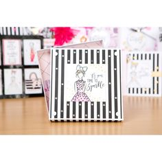 Craftwork Cards Fabulous Fashionista Collection (369232) | Create and Craft
