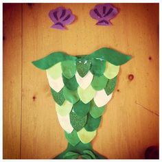 Make a no-sew mermaid costume for under $20!