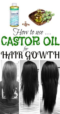 Castor Oil for Hair Growth - Girls Beauty Pick