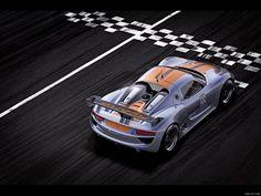 2011 Porsche 918 RSR Wallpaper