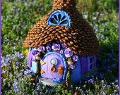 A great fairy house to create!