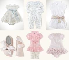 Ralph Lauren baby clothes