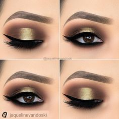 Gorgeous Makeup: Tips and Tricks With Eye Makeup and Eyeshadow – Makeup Design Ideas Shimmer Eye Makeup, Smokey Eye Makeup, Skin Makeup, Eyeshadow Makeup, Eyeliner, Makeup Kit, Eyeshadows, Pink Eyeshadow, Makeup Cosmetics