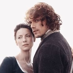 "From ""Outlander's Caitriona Balfe and Sam Heughan Cover Shoot! TV Guide Magazine!"" video on YouTube."