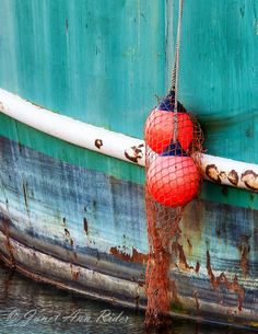 Hanging Buoys by Janet Rider on 500px