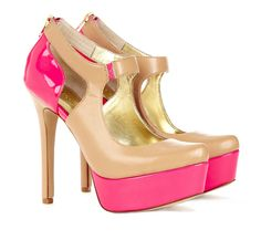 Sole Society Shoes - Mary jane pumps - Arianna