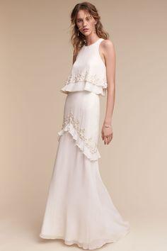BHLDN Allegra Gown in  New | BHLDN