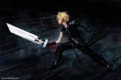 10 cosplays increíbles de Final Fantasy