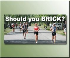 An excellent article about the value of Brick workouts