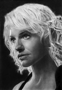 Incredibly Detailed Photorealistic Pencil Portraits - My Modern Metropolis