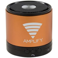 Executive Bluetooth Speaker. Option of wireless or line-in connection. Lithium polymer battery provides up to 3 hours of play time from a single charge. 30-foot wireless Bluetooth v2.1 connection range. Built in microphone allows device to be used to conduct conversations when paired with mobile phone.