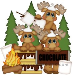 Smore's Collection - Treasure Box Designs Patterns & Cutting Files (SVG,WPC,GSD,DXF,AI,JPEG)